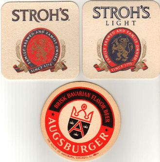 The House of Augsburger, Chicago, IL /  Stroh Brewing Co., Detroit, MI