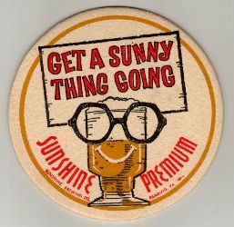 Sunshine Brewing Co., Reading PA