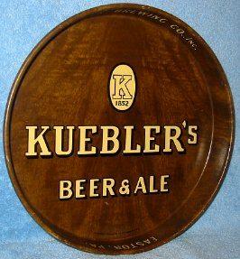 Kuebler Brewing Co., Inc., Easton, PA