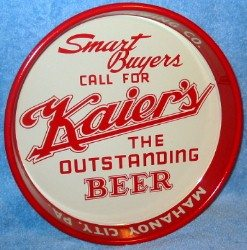 Kaier Brewing Co., Mahanoy City, PA